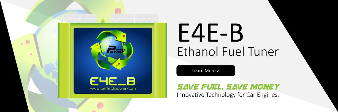 E4E-B Ethanol Fuel Controller