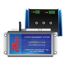 XMS5A-4A 2Ch Blue-Fire